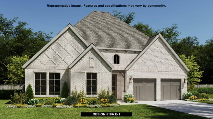 BRITTON HOMES Mustang Lakes 60' subdivision 2619 Maverick Way Celina TX 75009