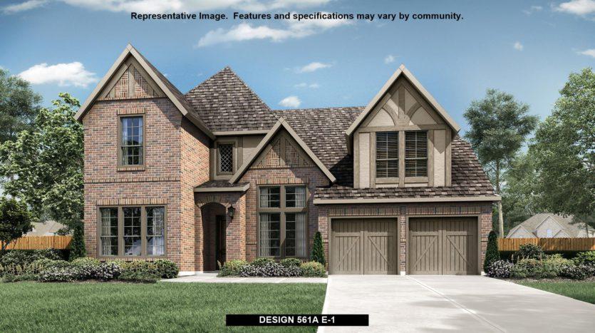 BRITTON HOMES Star Trail 76' subdivision 2150 IVYWOOD LANE Prosper TX 75078