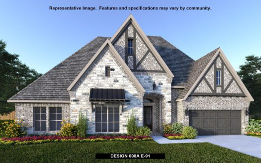 BRITTON HOMES Star Trail 76' subdivision 2100 WINDOMERE DRIVE Prosper TX 75078