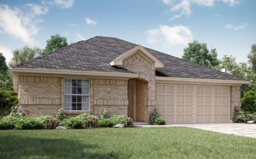 Lennar Reserve at Chamberlain Crossing subdivision 171 Chamberlain Dr Fate TX 75189