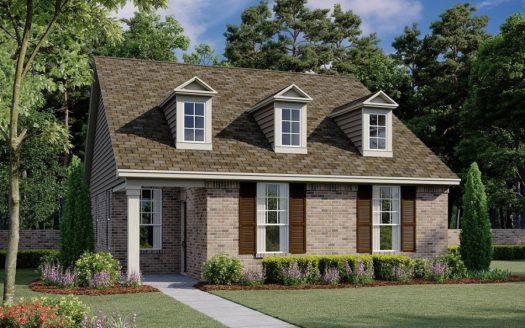 Ashton Woods Pecan Square subdivision 2413 Elm Place Northlake TX 76247