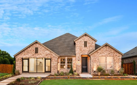 Tri Pointe Homes Creeks of Legacy subdivision 4008 Wood River Trail (North on Legacy just past Frontier Pkwy) Prosper TX 75078