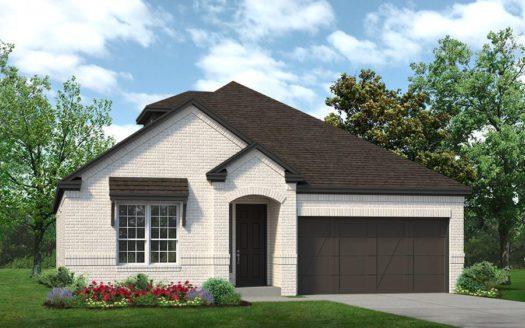 Sandlin Homes Prairie Oaks subdivision 204 Carmen Oak Lane Oak Point TX 75068