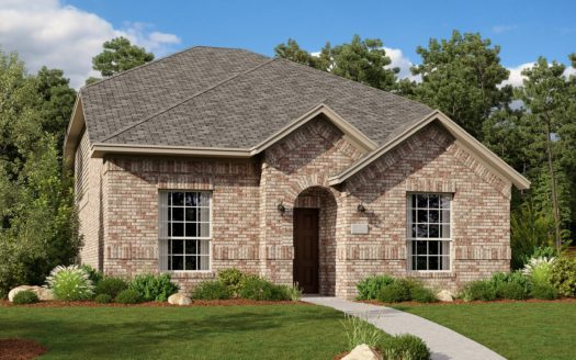 Lennar Riverplace Parks subdivision 5458 Windsong Way Garland TX 75040