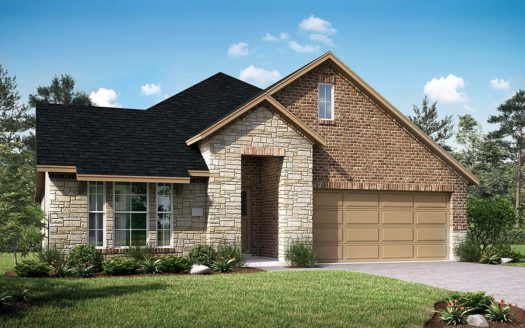 UnionMain Homes Woodcreek subdivision 851 McCall Drive Fate TX 75087