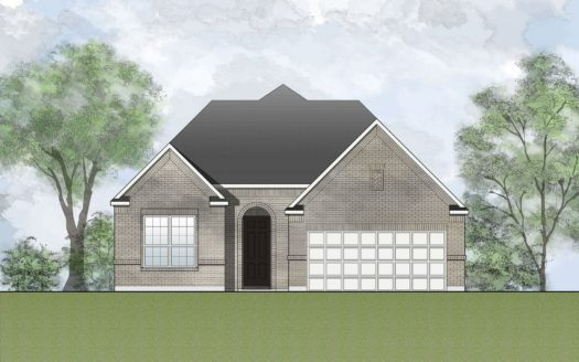 Drees Custom Homes Seventeen Lakes - 50's subdivision Duck Creek Lane Roanoke TX 76262