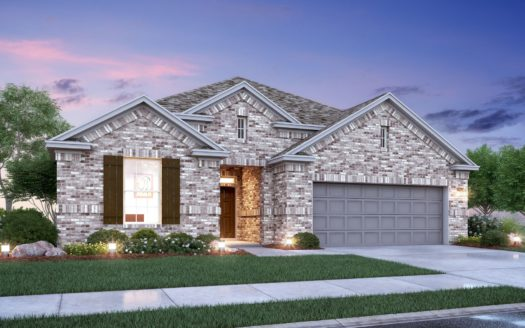 M/I Homes Light Farms subdivision 2923 Barefoot Lane Celina TX 75009