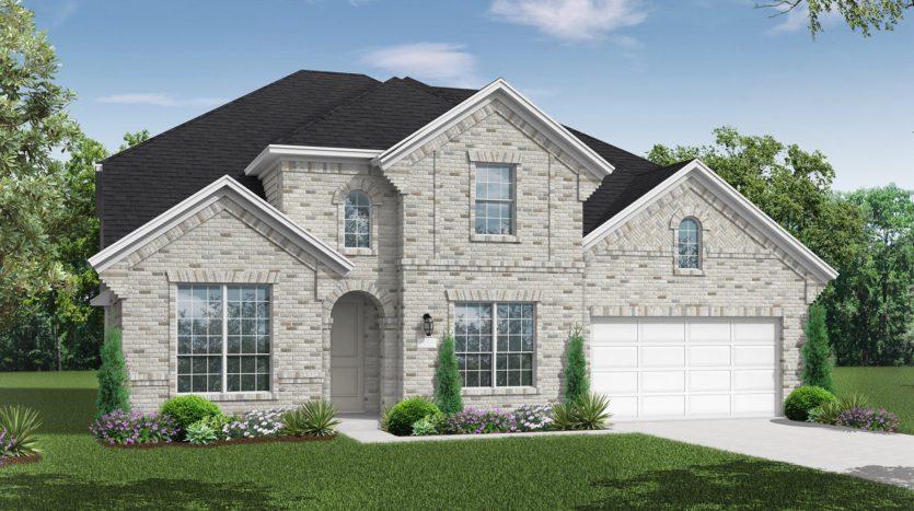 Coventry Homes Saddle Star Estates subdivision  Rockwall TX 75087