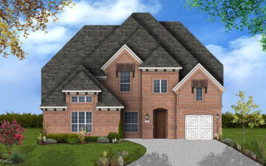 Coventry Homes Saddle Star Estates subdivision 2312 Miranda Ln Rockwall TX 75087