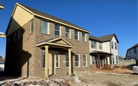 Ashton Woods Pecan Square subdivision 2704 North Market Square Northlake TX 76247