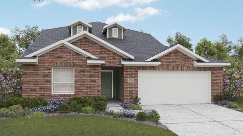 Gehan Homes Clements Ranch - Landmark subdivision 5209 Mills Drive