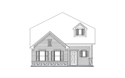 Impression Homes Greenway subdivision 1800 Emilia Drive Celina TX 75009