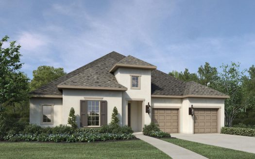 Toll Brothers Pecan Square subdivision 911 Blueberry Way Northlake TX 76247
