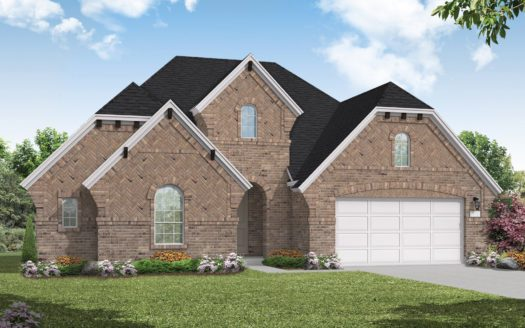 Coventry Homes Sandbrock Ranch subdivision 1713 Sandbrock Drive Aubrey TX 76227