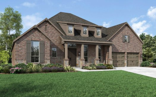 Highland Homes Sandbrock Ranch: 70ft. lots subdivision 1601 Sampson Lane Aubrey TX 76227