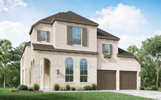 Highland Homes Star Trail: 55ft. lots subdivision 940 Shooting Star Drive Prosper TX 75078