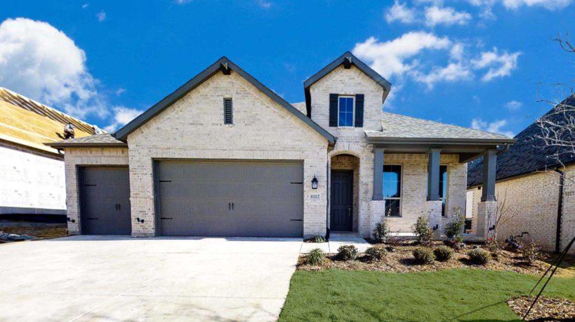 Highland Homes Timber Creek subdivision 4112 Sweet Birch Drive McKinney TX 75071