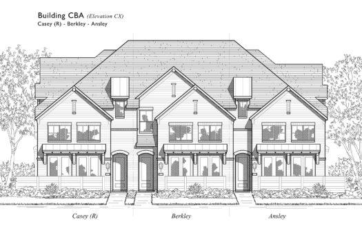 Highland Homes Trinity Falls: Townhomes - 22ft. lots subdivision 8329 Oak Island Trail McKinney TX 75071