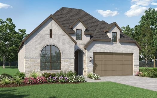 Highland Homes Paloma Creek subdivision 1301 Thrasher Drive Little Elm TX 75068