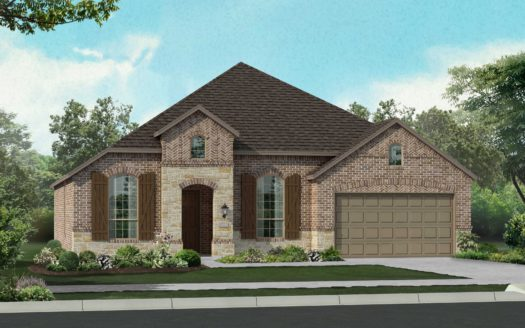 Highland Homes Sonoma Verde: 70ft. lots subdivision 1418 Via Toscana Lane Rockwall TX 75032