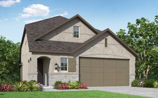 Highland Homes Clements Ranch: 40ft. lots subdivision 2374 Neff Lane Forney TX 75126
