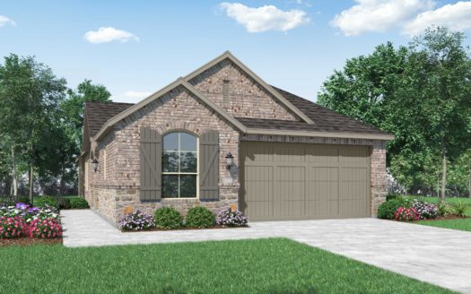 Highland Homes Sandbrock Ranch: 45ft. lots subdivision 1833 Coronet Avenue Aubrey TX 76227