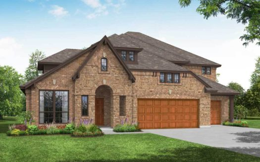 Bloomfield Homes Legacy Ranch subdivision 3414 Kodiak Drive Melissa TX 75454