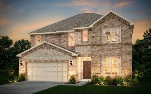 Pulte Homes Anna Town Square subdivision 605 Warner Drive Anna TX 75409