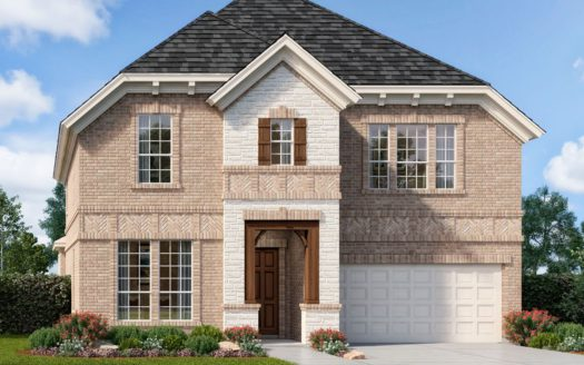 Landon Homes Lexington Country Impression Series subdivision 13124 Strike Gold Blvd Frisco TX 75035