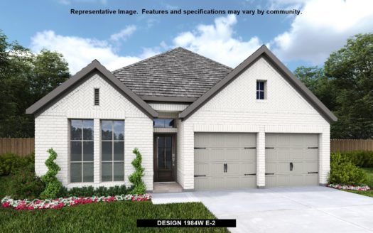 Perry Homes Devonshire - Reserve 50' subdivision 1013 SWINDON DRIVE Forney TX 75126