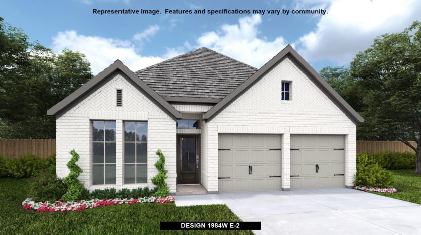 Perry Homes Prairie Oaks 45' subdivision 9612 ACORN LANE Oak Point TX 75068