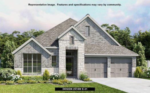 Perry Homes Prairie Oaks 50' subdivision 3721 BLUE STREAM DRIVE Little Elm TX 75068