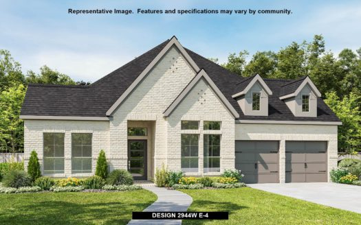 Perry Homes Reserve at Creekside 60' subdivision 1005 FALLBROOK AVENUE Denton TX 76210