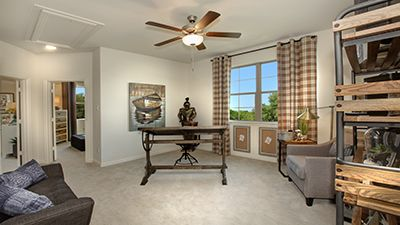 CB JENI Homes Meridian at Southgate subdivision Medical Center Dr. & Stewart Rd. McKinney TX 75069