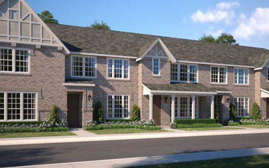 CB JENI Homes Silverado subdivision 6168 Silverado Trail