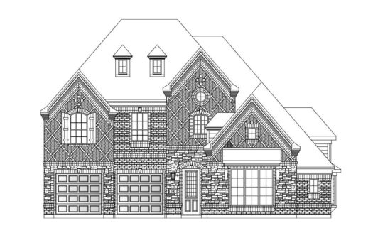 Grand Homes Dominion of Pleasant Valley subdivision 100 Spanish Bluebell Dr Wylie TX 75098