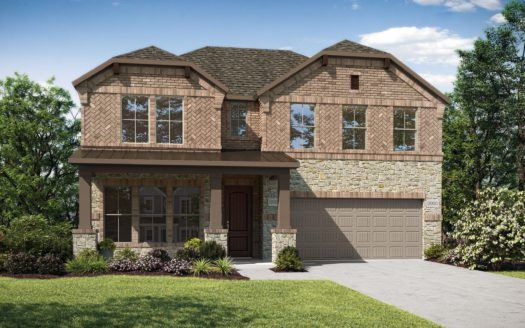 Tri Pointe Homes Woodcreek subdivision 831 McCall Drive Fate TX 75087
