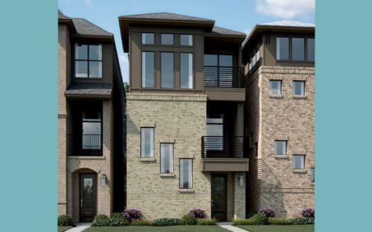 K. Hovnanian® Homes Commodore at Preston subdivision 4919 Owens Drive Plano TX 75024