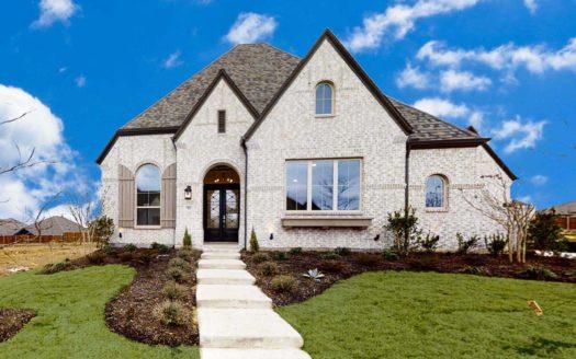 Highland Homes Wildridge: 70ft. lots subdivision 9804 Wilderness Road Oak Point TX 75068