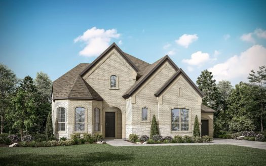Drees Custom Homes Legacy Gardens subdivision 1401 Maplewood Drive Prosper TX 75078