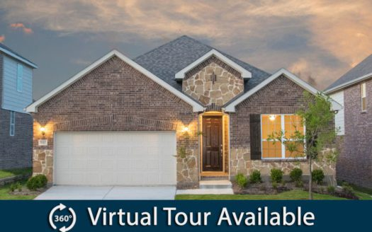 Pulte Homes Lakewood Hills subdivision N. Josey Lane & Windhaven Parkway Lewisville TX 75056