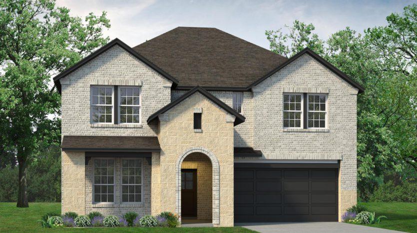 UnionMain Homes Woodcreek subdivision 834 Mildren lane Forney TX 75126