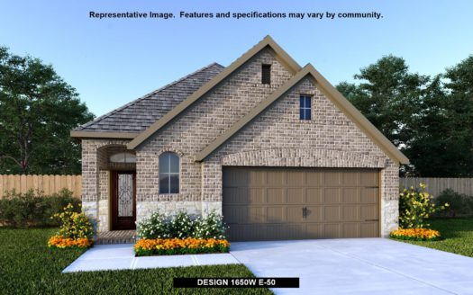 Perry Homes Prairie Oaks 45' subdivision 9504 LONGHORN LANE Oak Point TX 75068