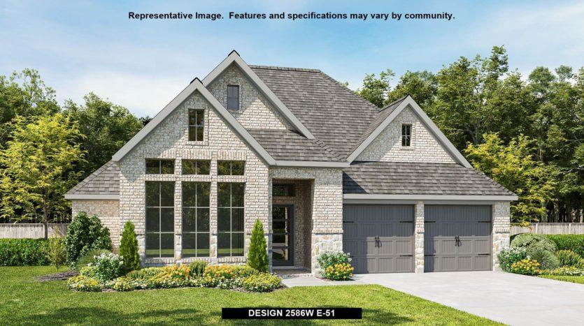 Perry Homes Prairie Oaks 60' subdivision 336 OAK HOLLOW WAY Little Elm TX 75068