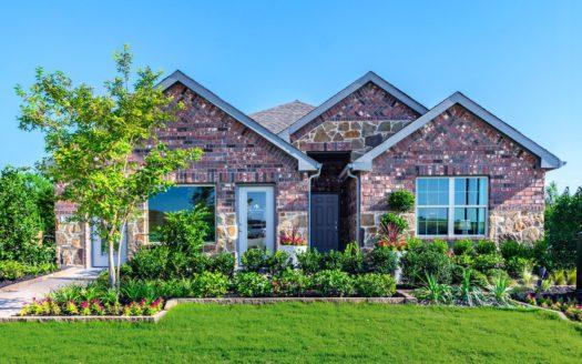 M/I Homes Auburndale subdivision 204 Lindenwood Avenue Melissa TX 75454