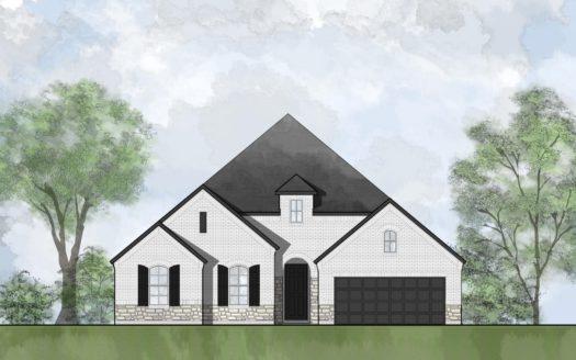 Drees Custom Homes Trailwood 60' subdivision 11509 Misty Ridge Drive Roanoke TX 76262