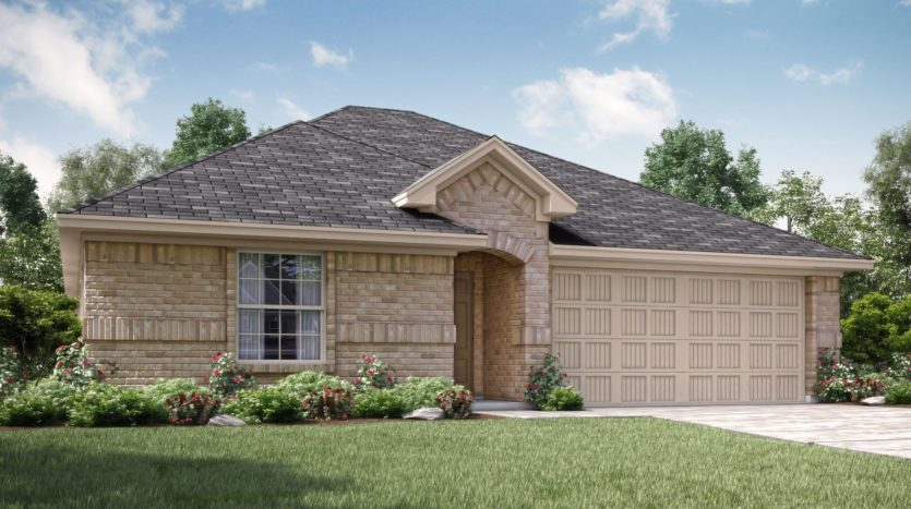 Lennar Preserve at Honey Creek Classic subdivision 7113 Black Cherry Lane McKinney TX 75071