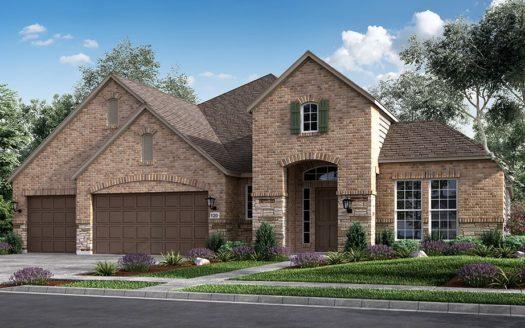 Taylor Morrison The Ridge at Northlake 70s subdivision 1101 Orchard Pass Northlake TX 76226