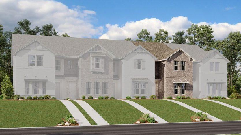 Ashton Woods The Station subdivision 5516 Union Street Sachse TX 75048