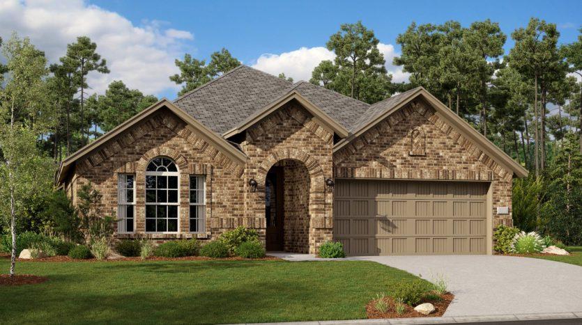 Lennar Preserve at Honey Creek Brookstone subdivision 7113 Black Cherry Lane McKinney TX 75071